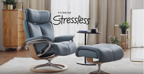 [A동] It's time for Stressless